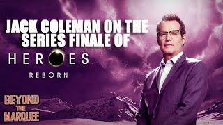Jack Coleman Discusses 'Heroes Reborn' Series Finale