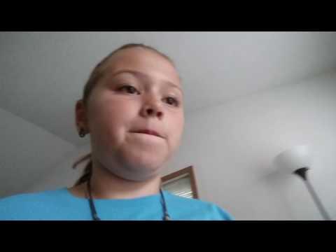 Tati secretly video taping me singing!!!!!!!