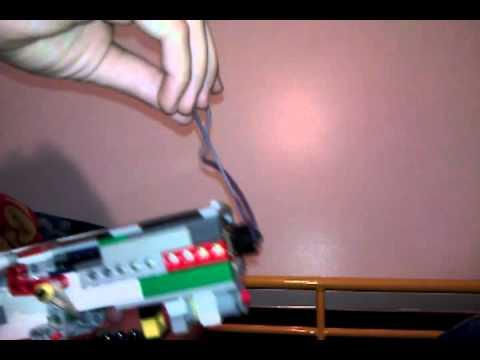 lego rubber band gun AS-P