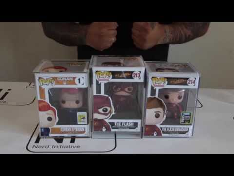 Funko POP! Acrylic Display Cases from Action Figure Authority (AFA)