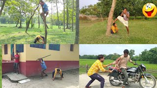 New Non-stop funny Comedy Video 2020 By /Bindass club