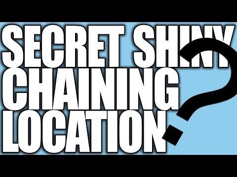 Pokemon XY - Secret Shiny Chaining Spot Grass Location