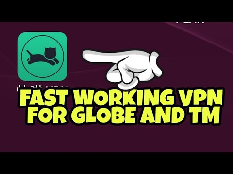 WORKING VPN FOR GLOBE/TM NO NEED PROMO / LOAD / GS
