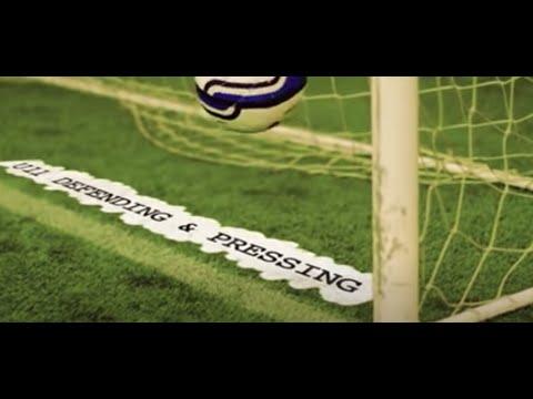 Soccer Drills: Defending & Pressing