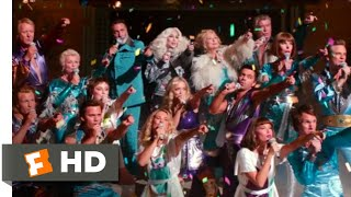 Mamma Mia! Here We Go Again (2018) - Super Trouper Scene (10/10) | Movieclips