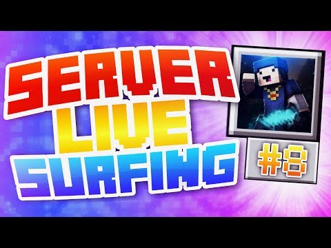 EP#8: NEW YEAR'S SPECIAL // SERVER SURFING (ft. Salva_plays minecraft)