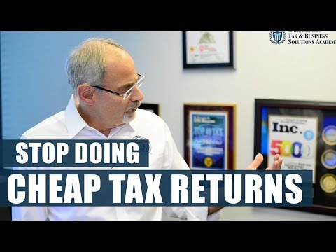 Six Reasons to Get Into Tax Resolution by Michael Rozbruch