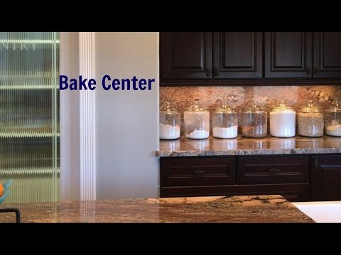 Home Organization | Bake Center