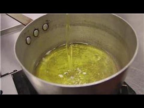 How to Make Dressings & More : How to Make Lemon Olive Oil