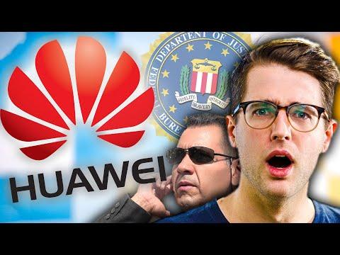 Huawei Lab RAIDED!?