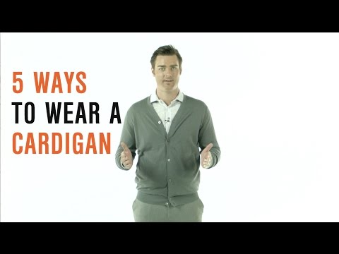 Dress Smarter: 5 Ways to Wear a Cardigan