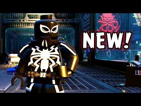 NEW! LEGO Marvel Superheroes 2 - New Characters, Hub Worlds & X-Men?