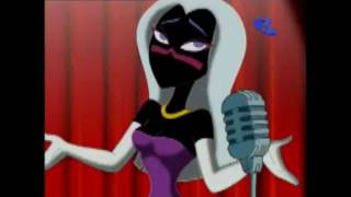 Martian Queen singing Blues in the night