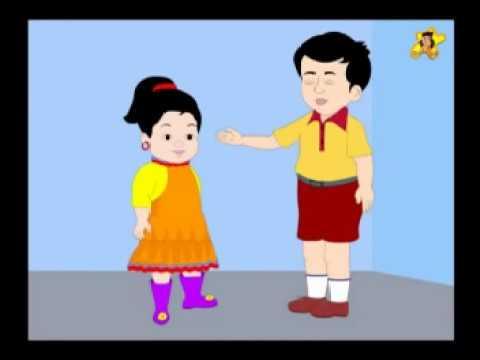 Preschool videos - Myself