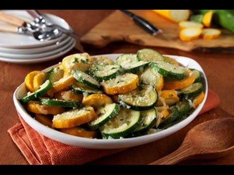 How to Make Squash & Zucchini Sauté