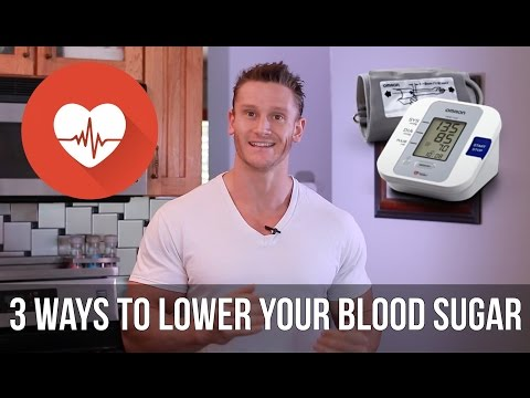How to Lower Your Blood Sugar Naturally- Thomas DeLauer