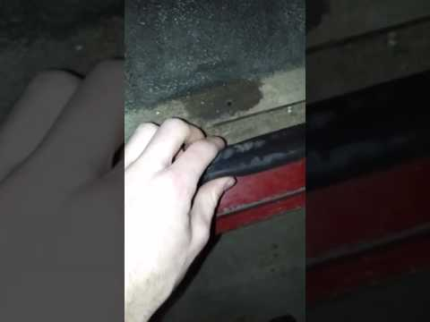 How to Replace Weatherstripping (Door Seals) on a 1984 F-150