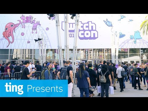Scratching that Twitch | Ting Presents