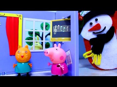 Свинка Пеппа Новые серии ПОТОП в доме! Peppa Pig