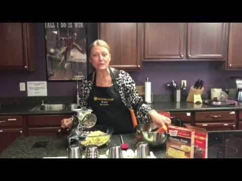 Cake saladmaster video 1
