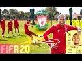 LIVERPOOL FC FREE KICK CHALLENGE! ⚽💥 FT. VAN DIJK, ALEXANDER-ARNOLD & FIRMINO   FIFA 20 RATINGS!