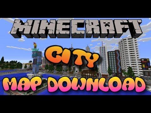 Minecraft Xbox 360/One/PS3/PS4 - Patriotville City Map Download (bedrock)