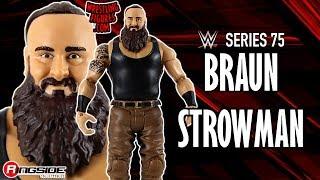WWE FIGURE INSIDER: Braun Strowman - WWE Series 75 Toy Wrestling Action Figure