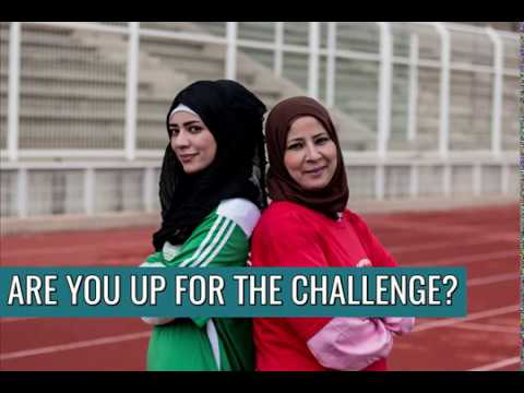 Are you ready for the Strong Women Challenge?