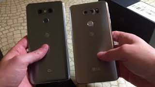 LG V30 BiG Unboxing and Overview