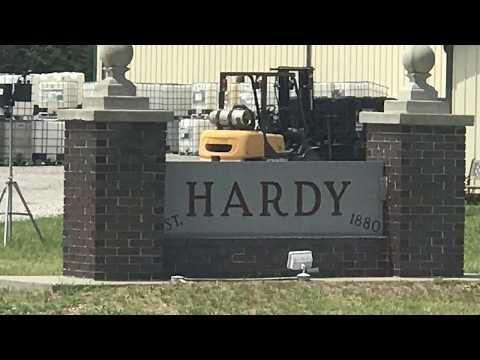 Hardy, Nebraska & a stroll down memory lane