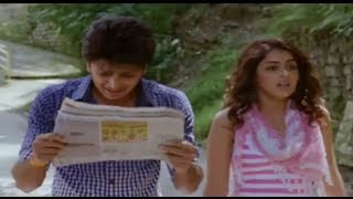 Viren is Wanted - Tere Naal Love Ho Gaya Movie Scenes