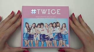 Unboxing - TWICE (트와이스) THE STORY BEGINS - 1st Mini