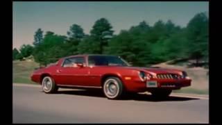 Vintage Chevrolet Camaro Commercials
