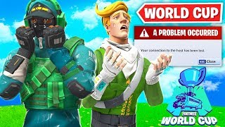 You Wont Believe What Happens... (Fortnite World Cup) Ft. Lachlan