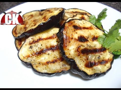 How to grill Eggplant - Easy Cooking!