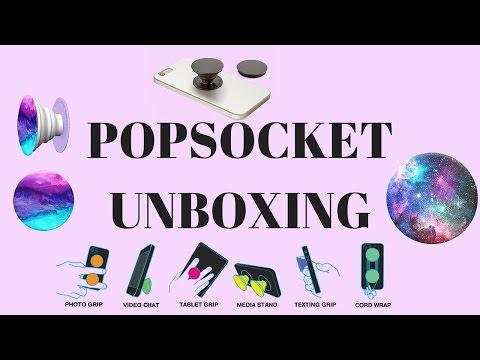 POPSOCKET Unboxing