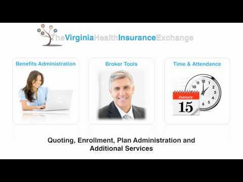 The Virginia Health Insurance Exchange DEMO