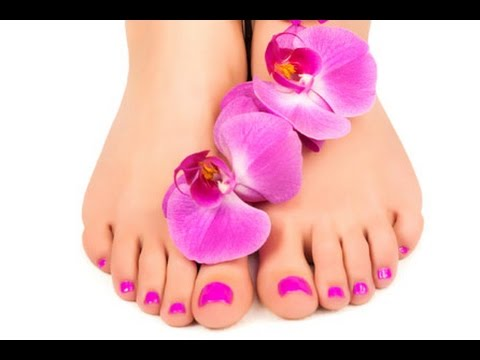 How to have soft feet overnight!