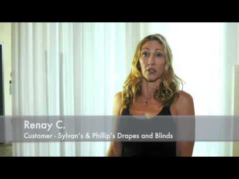 Renay testimonial C for Sylvans Drapes and Blinds