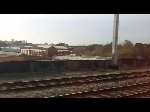 Birmingham Int to Birmingham New St by train