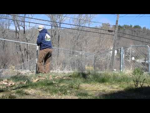 Chain Link Fence Hanging