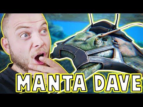 Ark: Ragnarok! - I TAMED A MANTA!! [#20] |Ragnarok Gameplay|