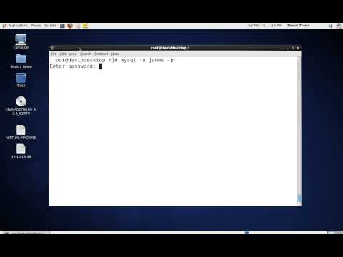 MySQL - Remote Access to MySQL Server on Linux CentOS 6.3 Part 1