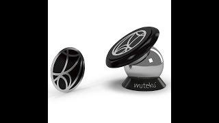 Wuteku UltraSlim Magnetic Cell Phone Holder Legit Review