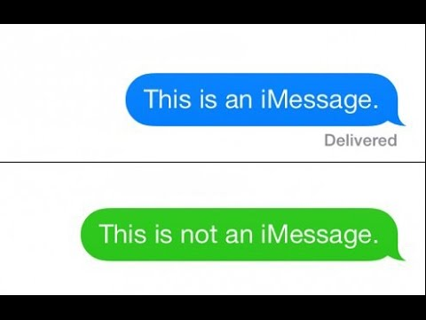 iPhone - HOW TO Enable / Disable iMessage (delivered, seen, read Status)