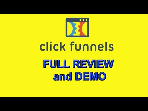 Watch This ClickFunnels Review Before You Buy it! Full Demo