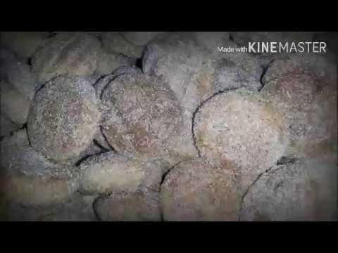 Receta Biscochitos estilo chihuahua (shortening cookies)