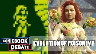 Evolution of Poison Ivy in Games in 9 Minutes (2017)