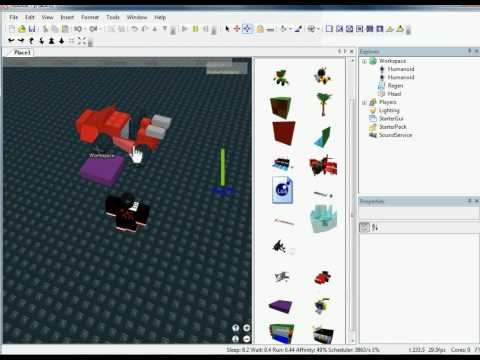 roblox how to make a regen