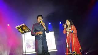 Vishal Srivastav & Khushboo Chopra | Live In Newcastle | Dekha Ek Khwaab